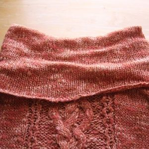 Free People Sweaters - Free People Poncho Style Wool Sweater Size S
